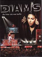 DVD DIAM S Autour De Ma Bulle 2 Dvd ( POSTE 140 Gr ) - Concert & Music