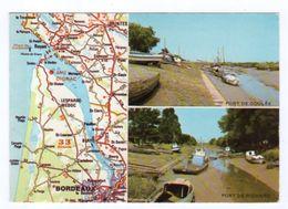 Dept 33,Gironde,Cpm Jau-Dignac-Loirac,Port De Goulée,Port De Richard - Other Municipalities