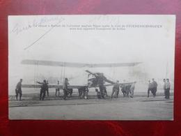BELFORT AVIATEUR ANGLAIS SIPPE PILOTE AVION Envoi De LOUIS TROUCHAUD A Lire 1915 - Sonstige