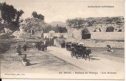 NICE RUINES DE GIMIEZ LES ARENES - Monuments, édifices