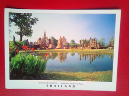 Sukhothai  Historical Place - Thailand