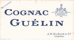 Buvard Cognac Guélin - Schnaps & Bier
