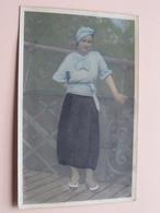 Oude INGEKLEURDE (?) Foto - Anno 19?? ( Zie Foto Voor Detail ) ! - Photographs