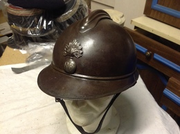 Adrian Infanterie 14-18 - Copricapi