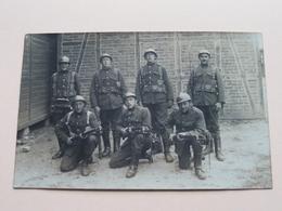 Soldiers / Soldaten / Soldat ( Te Identificeren ) Anno 19?? ( Zie Foto Voor Detail ) ! - Guerre, Militaire