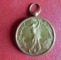 Arquennes - Médaille Du Président Valenne 1935 ( Horticulture ) - Belgium
