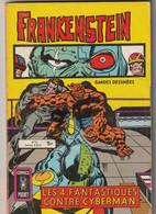 FRANKENSTEIN N°16 Comics Pocket 1980 Poids 130 Gr - Frankenstein
