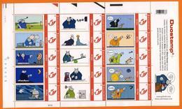 2003-DUOSTAMP-LE CHAT DE GELUCK - 15T- - Feuilles Complètes