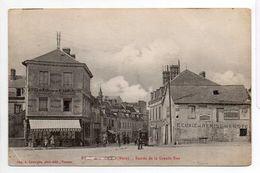 - CPA PONT-DE-L'ARCHE (27) - Entrée De La Grande Rue 1918 (HOTEL DU MIDI - Mme SAINT-PIERRE) - - Pont-de-l'Arche