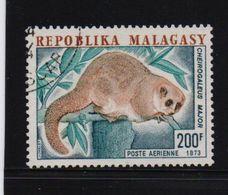 Madagascar 1973, Animal, Minr 701, Vfu. Cv 2,80 Euro - Madagascar (1960-...)
