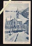 Haute Savoie - Praz Sur Arly - Sports D'hiver - L'église - Sonstige Gemeinden