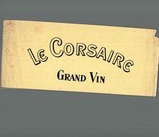 BUVARD GRAND VIN LE CORSAIRE - Liquor & Beer