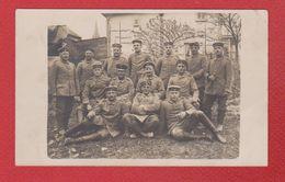 Secteur De Reims  -  Carte Photo --  Soldats Allemands - 20 Inf Div  -- 5/6/1915 - Reims