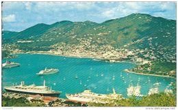 SAINT THOMAS  U S  VIRGIN ISLANDS - The Spectacular Beauty Of Charlotte  Amalie - Vierges (Iles), Amér.
