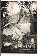 """Arras: Musée Des Beaux Arts - Charles Desavary: Portrait De Corot - 1870  -""""160 Ans De Photographie"""" - Arras"""