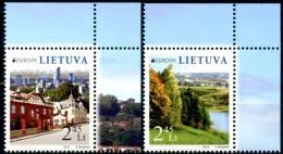 Europa 2012 - Lituanie Lietuva ** - 2012