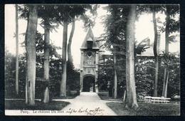 B0743 - Pecq - Le Chateau Du Biez - Feldpost 1. WK WW Landsturm Inf. Batl. Zwickau 3. Kompanie - Tournai Doornijk - War 1914-18