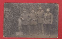 Ypres  - Carte Photo -- Soldats Allemands --- 39 Inf Div  24/10/1915 - Ieper