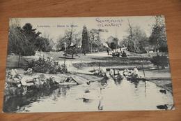 535- Louvain / Leuven, Dans Le Parc - 1907 - Leuven