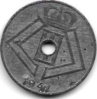*belguim 10 Centimes 1941 Frenche    Xf  !!!!! - 1934-1945: Leopold III
