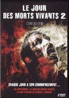 2 Dvd LE JOUR DES MORTS VIVANTS 1 Et 2 TTB Port ( POSTE 140 Gr ) - Horreur