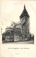 36 --  SAINT MARCEL --  Eglise - France