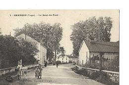 Carte Ancienne / 88 VOSGES / GRANGES / Le Bout Du Pont - Granges Sur Vologne