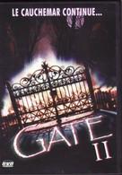DVD GATE 2 LE CAUCHEMARD CONTINUE Etat: TTB Port 110 Gr Ou 30gr - Horreur