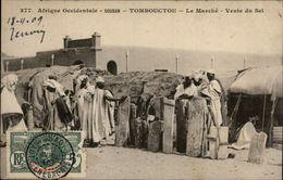 SOUDAN - TOMBOUCTOU - Vente Du Sel - - Soudan