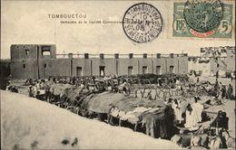 SOUDAN - TOMBOUCTOU - Immeuble De La Société Commerciale Du Soudan Français - Soudan