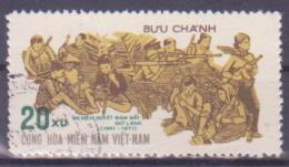 66-347 / VIETNAM- 1971 VIETCONG  LIBERATION  FRONT  Mi 35 O - Vietnam