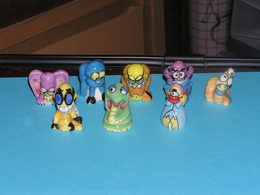 TAILLES CRAYONS - Charms