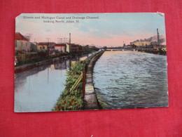 - Illinois  & Michigan Canal & Drainage Channel   - Illinois > Joliet  Ref 2816 - Joliet