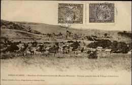 MADAGASCAR - DIEGO-SUAREZ - Antsiranana - Bataillon D'infanterie Coloniale - Village D'AMBIBOKA - Madagascar