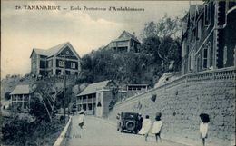 MADAGASCAR - TANANARIVE - Ecole Protestante D'AMBOHIMANORO - Madagascar