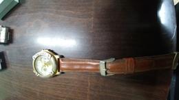 Trophy-a Wrist Watch-an Elegant Next Door-quartz(49)-used Good Payler - Jewels & Clocks