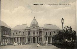 MADAGASCAR - TANANARIVE - Comptoir National D'Escompte De Paris - Banque - Madagascar