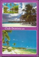 REPUBBLICA DOMINICANA - BAYAHIBE (LA ROMANA) - VIAGGIATA 1992 FRANCOBOLLO ASPORTATO - Cartoline