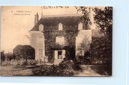 36 - TENDU --  Château Du Breuil - France