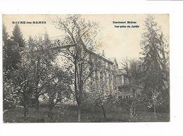 25 - Baume-les-Dames - Pensionnat Mi-cour. Vue Prise Du Jardin - Baume Les Dames