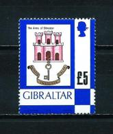 Gibraltar  Nº Yvert  396  En Nuevo - Gibraltar