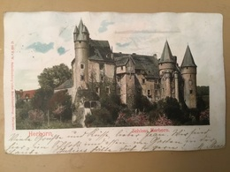 Schloss Herborn. - Herborn