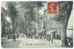 Chalabre Le Cours National - Francia