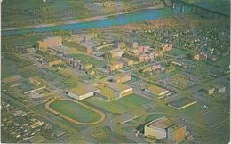 University Of Alberta Ak123122 - Postcards