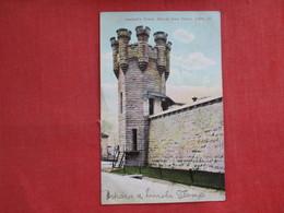 Prison Sentinel's Tower  Illinois > Joliet    Ref 2816 - Gevangenis
