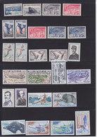 TAAF, Petite Collection De Timbres Neufs**, Cote 115€ - Colecciones & Series