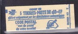 France, Carnet 1816-C1, Conf2, Cote 11€( 18001/11) - Usage Courant