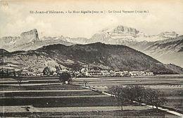 - Isere -ref-A908-  Saint Jean D Herans - St Jean D Herans -  Vue Generale - Mont Aiguille Et Grand Veymont - - Altri Comuni