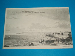 17 ) Royan : Braun N° 1875 - La Conche De Pontaillac Vers 1850  : Année  : EDIT: - Royan