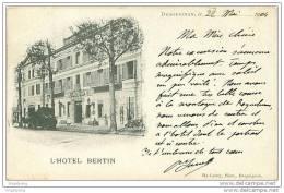 83.DRAGUIGNAN.L'HOTEL BERTIN - Draguignan